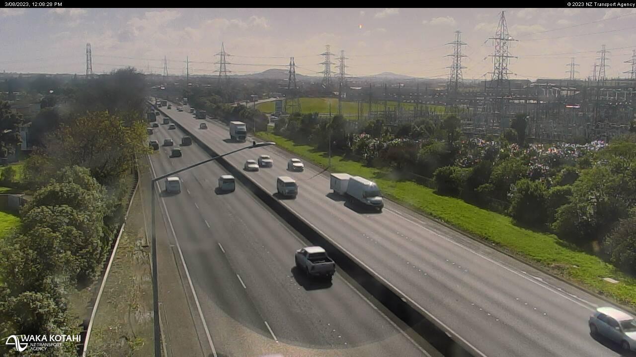 Dettagli webcam Auckland