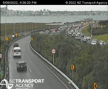 Northern Motorway Cameras | Auckland Motorways Traffic Mobile