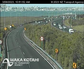 Yahoo New Zealand News - Traffic - Auckland - Northern Motorway
